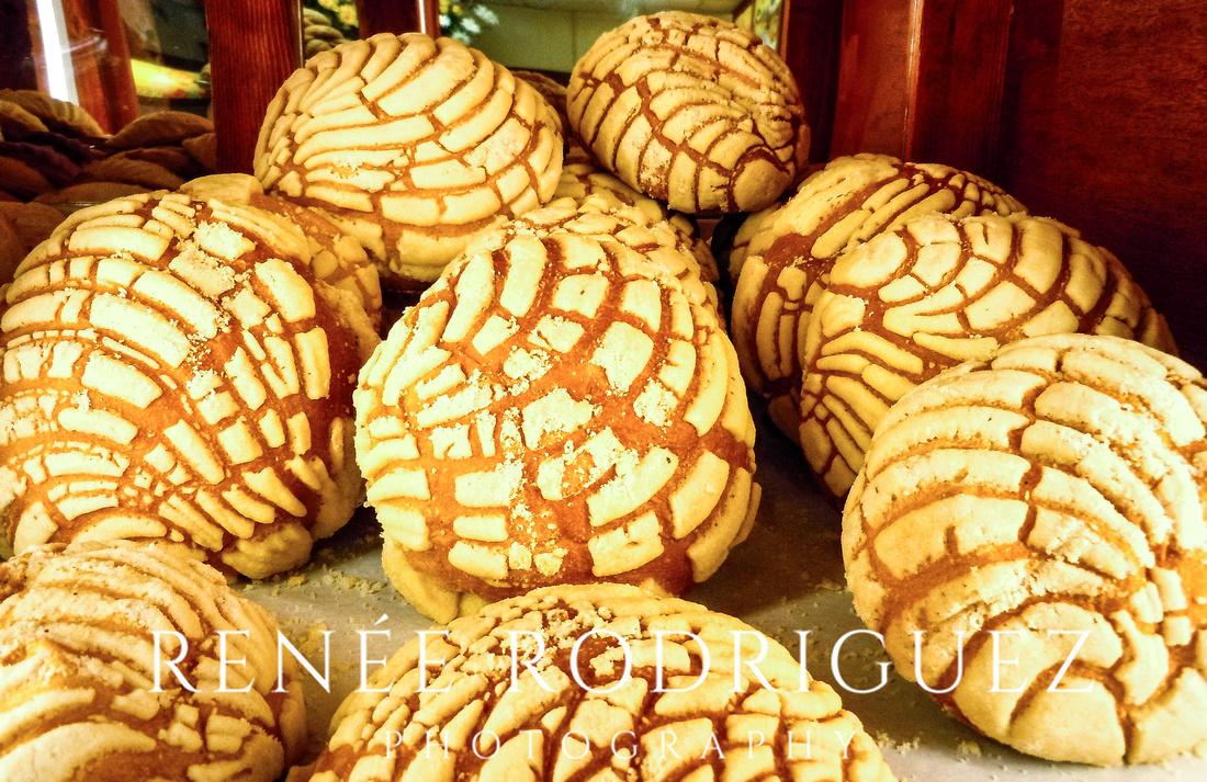 Pan dulce - conchas