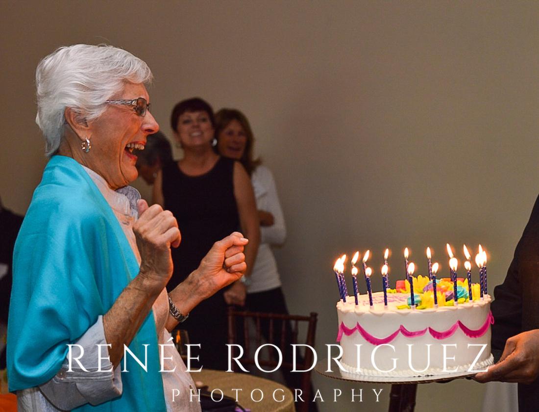 85th Birthday Girl