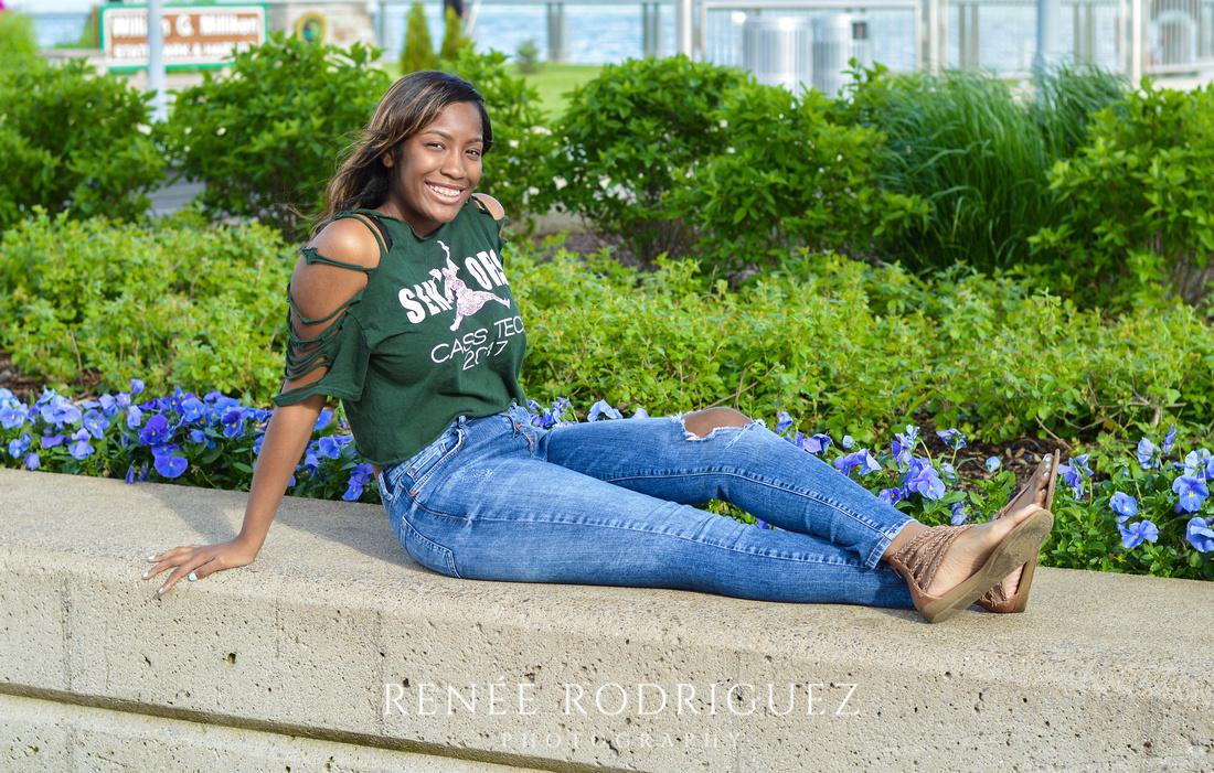Senior Portraits Detroit