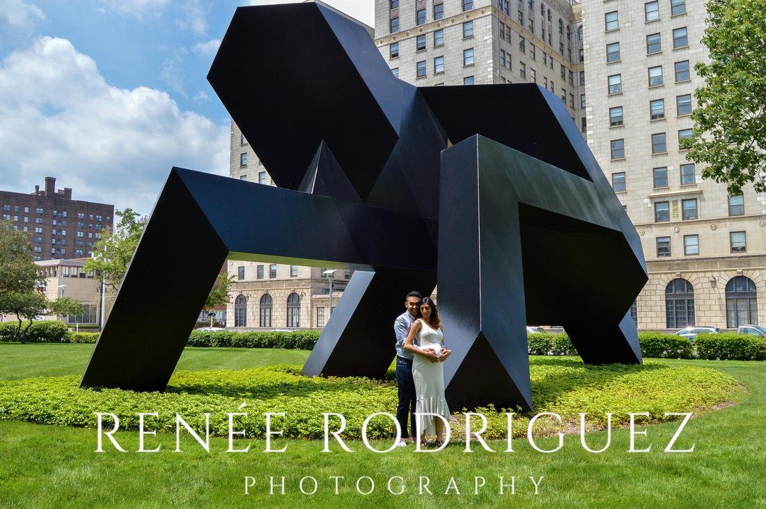 Maternity Portraits - Detroit Institute of Arts