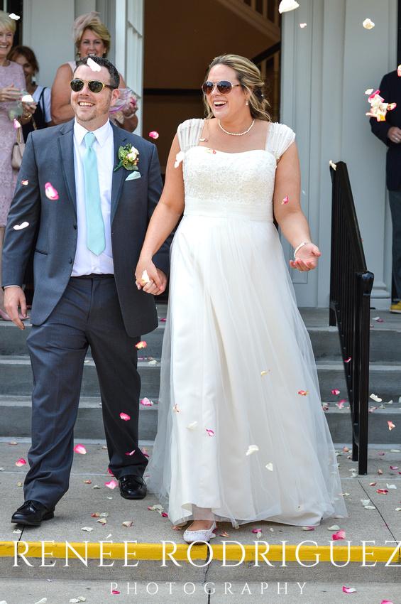 Wedding at Community House in Birmingham, MI
