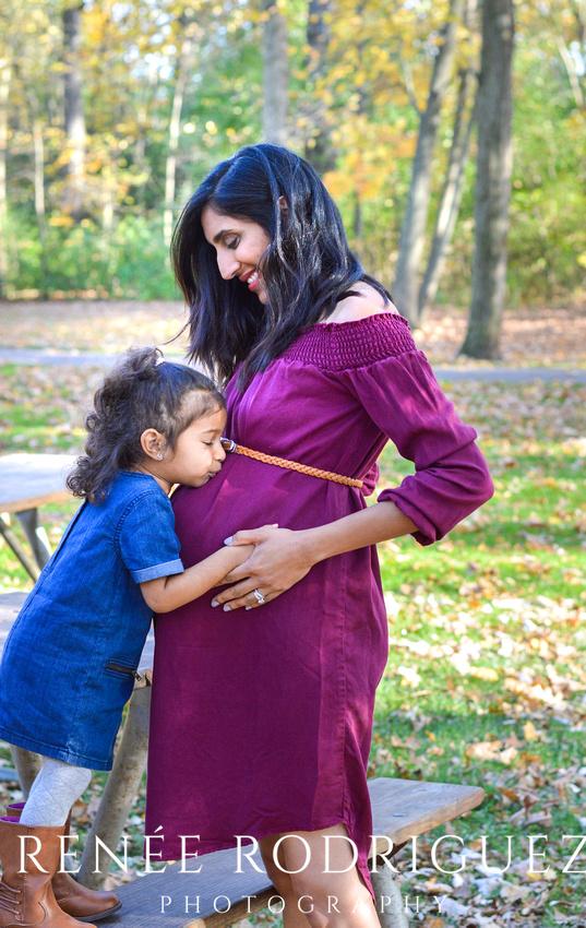 Sherena & Jaime Maternity Session