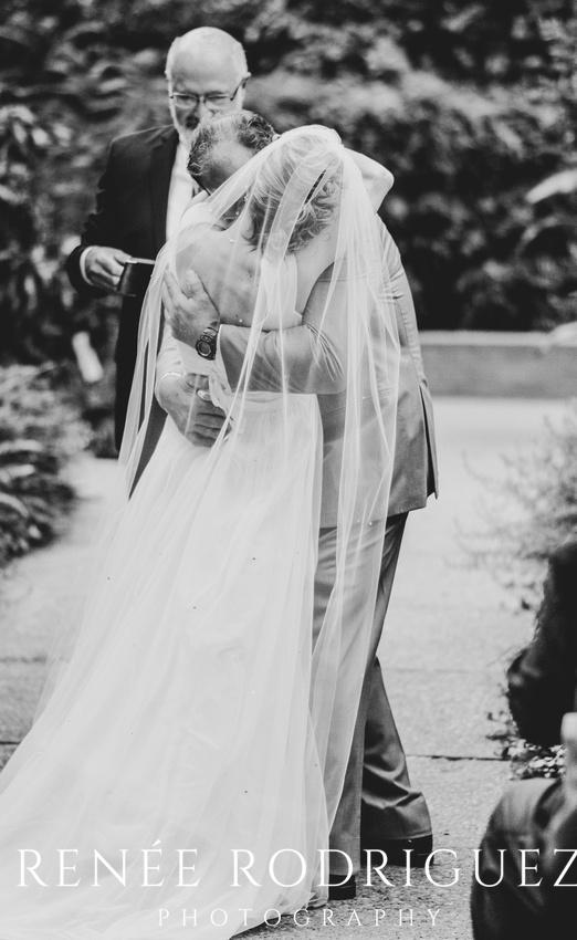 Wedding at Matthaei Botanical Gardens in Ann Arbor, MI