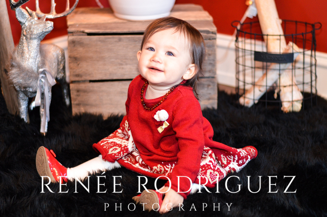 Holiday Card Session