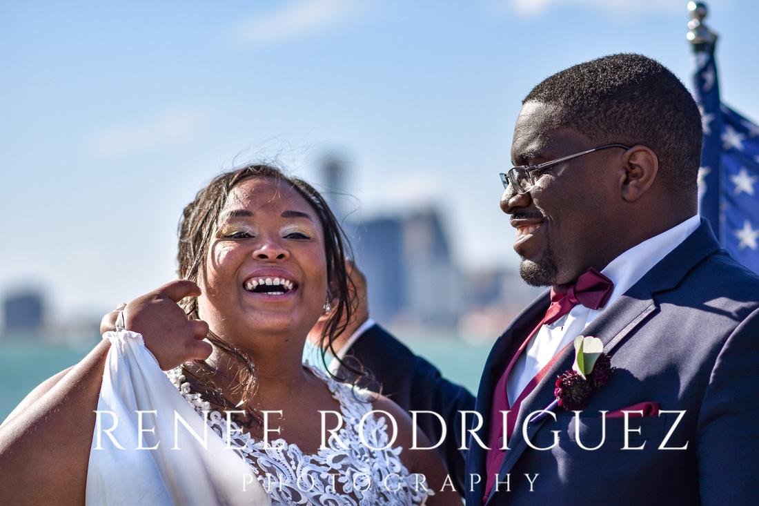 Infinity & Ovation Yacht Wedding
